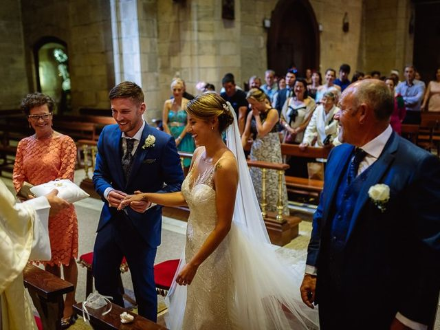 La boda de Denis y Rebeka en Zarautz, Guipúzcoa 30