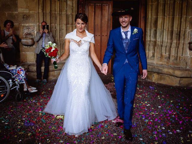 La boda de Denis y Rebeka en Zarautz, Guipúzcoa 34