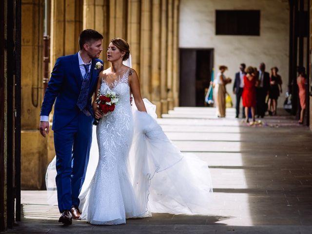 La boda de Denis y Rebeka en Zarautz, Guipúzcoa 36