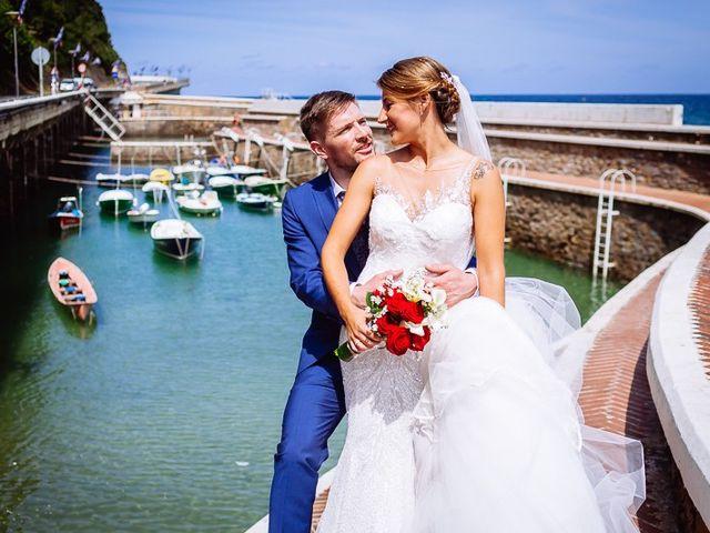 La boda de Denis y Rebeka en Zarautz, Guipúzcoa 38
