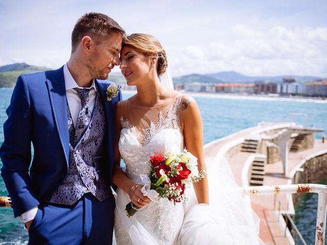 La boda de Denis y Rebeka en Zarautz, Guipúzcoa 39