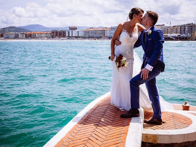 La boda de Denis y Rebeka en Zarautz, Guipúzcoa 40