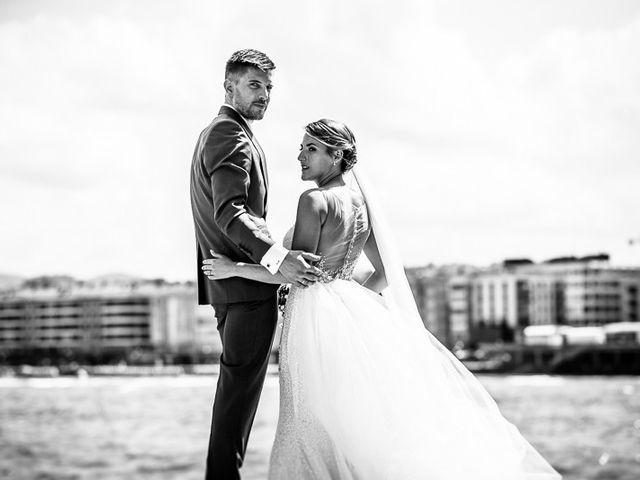 La boda de Denis y Rebeka en Zarautz, Guipúzcoa 42