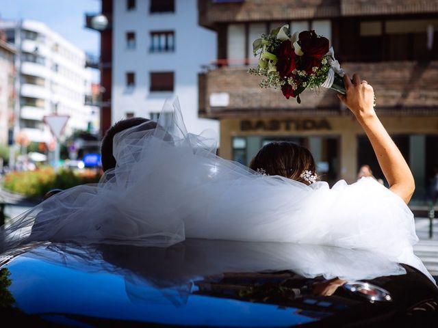 La boda de Denis y Rebeka en Zarautz, Guipúzcoa 43