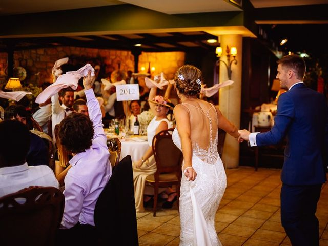 La boda de Denis y Rebeka en Zarautz, Guipúzcoa 44