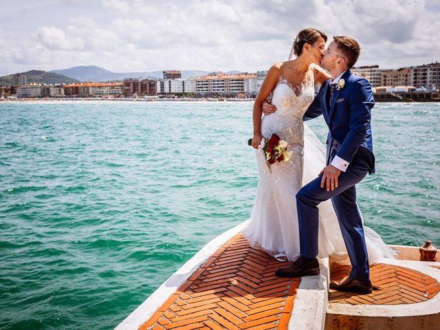 La boda de Rebeka y Denis