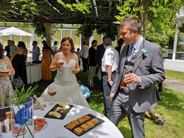 La boda de Ana y Ero