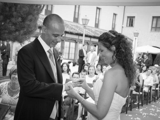 La boda de Íñigo y Rosa en Segovia, Segovia 2