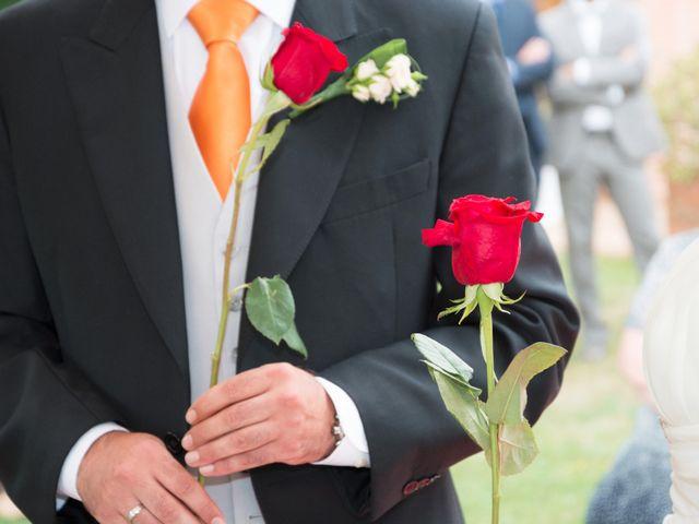 La boda de Íñigo y Rosa en Segovia, Segovia 5