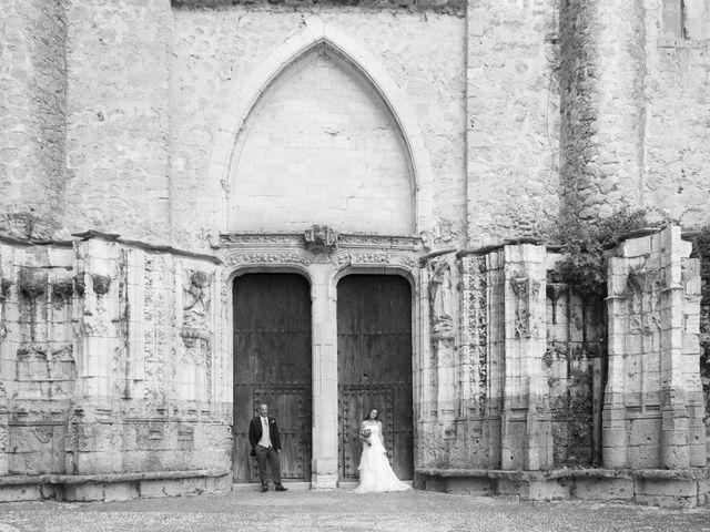La boda de Íñigo y Rosa en Segovia, Segovia 12