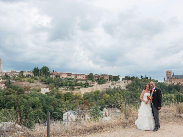 La boda de Íñigo y Rosa en Segovia, Segovia 15