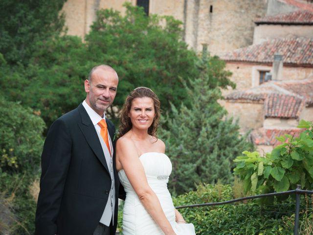 La boda de Íñigo y Rosa en Segovia, Segovia 17