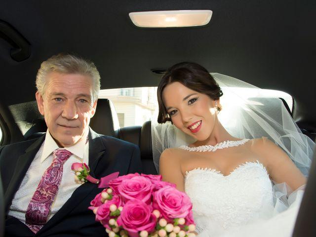 La boda de Angel y Angela en Adra, Almería 23