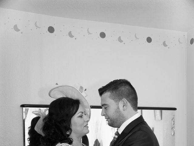 La boda de Angel y Angela en Adra, Almería 32