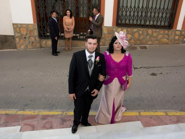 La boda de Angel y Angela en Adra, Almería 35