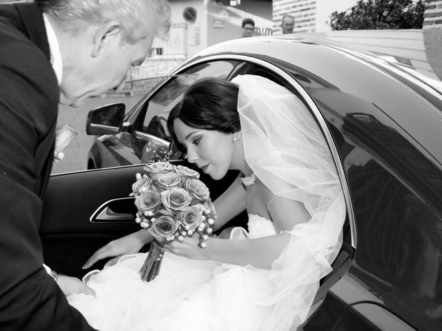 La boda de Angel y Angela en Adra, Almería 2