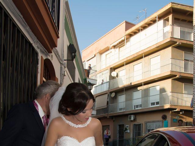 La boda de Angel y Angela en Adra, Almería 39
