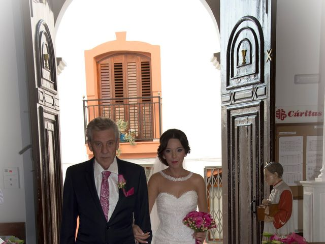 La boda de Angel y Angela en Adra, Almería 41