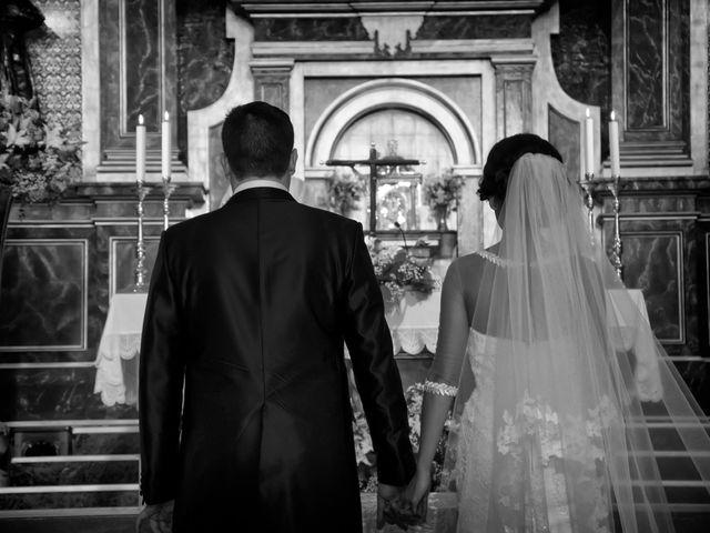 La boda de Angel y Angela en Adra, Almería 46