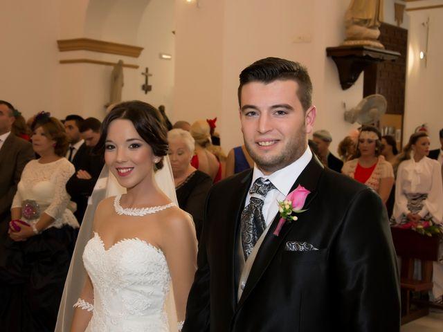 La boda de Angel y Angela en Adra, Almería 47