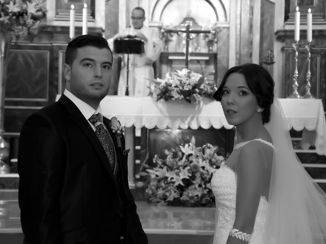 La boda de Angel y Angela en Adra, Almería 51