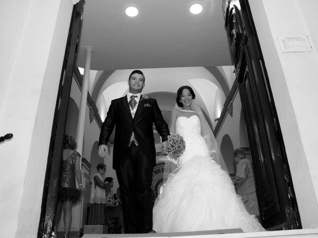 La boda de Angel y Angela en Adra, Almería 53