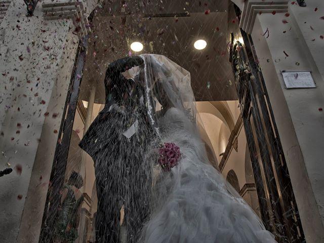 La boda de Angel y Angela en Adra, Almería 54