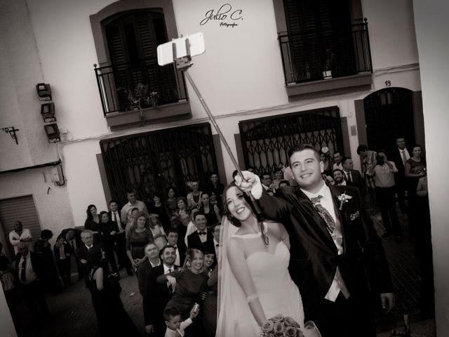 La boda de Angel y Angela en Adra, Almería 55