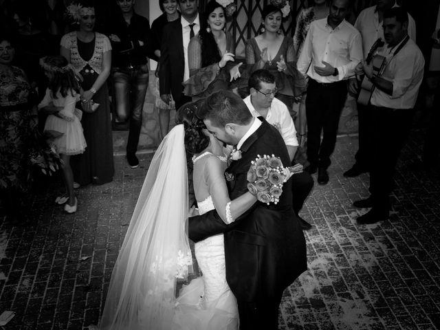 La boda de Angel y Angela en Adra, Almería 56