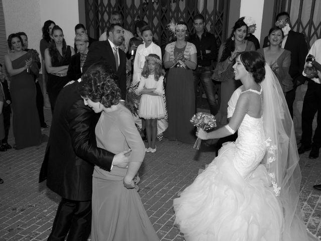 La boda de Angel y Angela en Adra, Almería 57