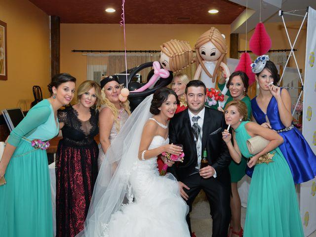 La boda de Angel y Angela en Adra, Almería 71