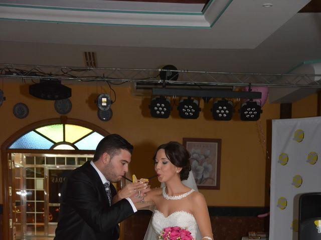 La boda de Angel y Angela en Adra, Almería 73