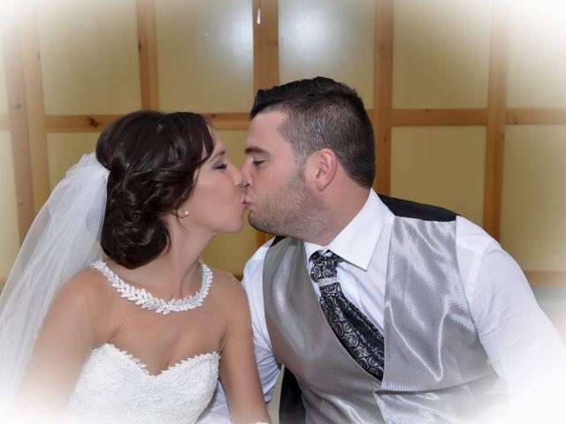 La boda de Angel y Angela en Adra, Almería 74