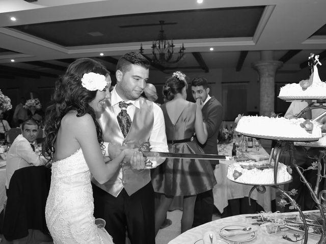 La boda de Angel y Angela en Adra, Almería 77