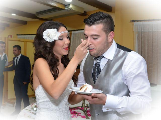 La boda de Angel y Angela en Adra, Almería 78