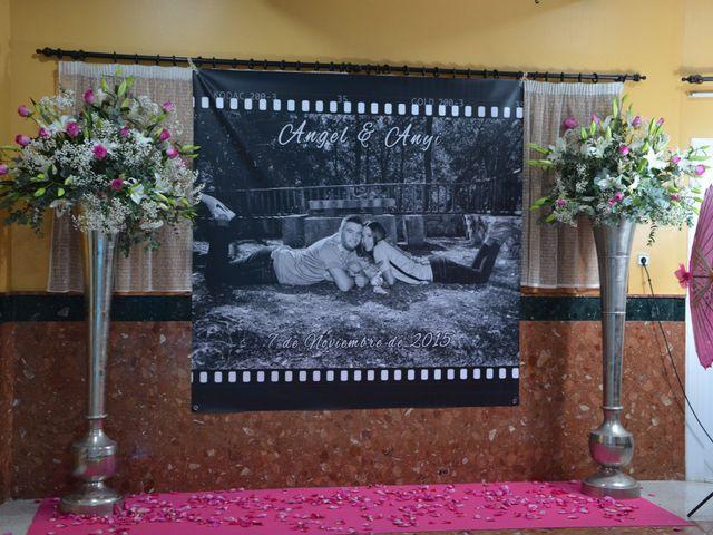 La boda de Angel y Angela en Adra, Almería 81