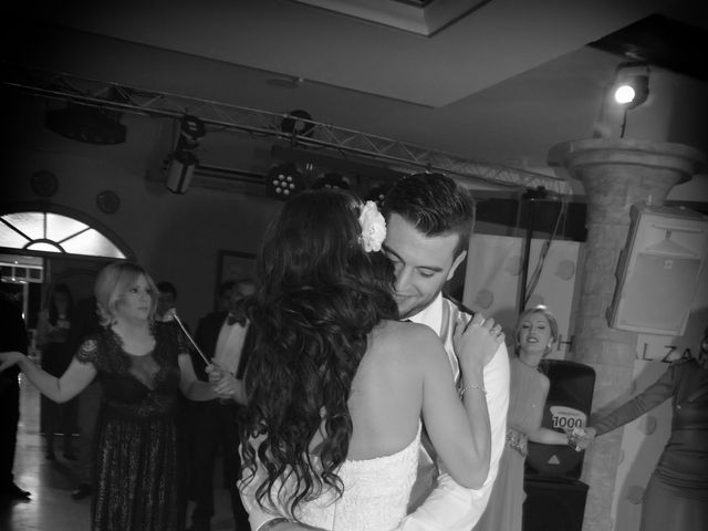 La boda de Angel y Angela en Adra, Almería 83