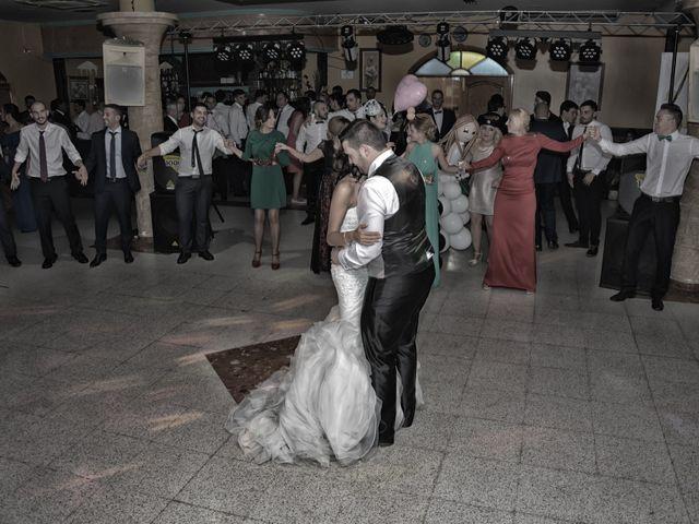 La boda de Angel y Angela en Adra, Almería 84