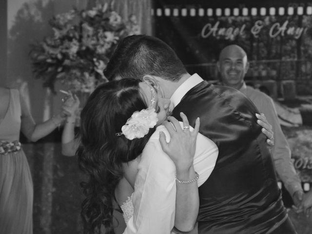 La boda de Angel y Angela en Adra, Almería 85