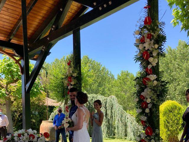 La boda de Dani y Lidia en Mansilla De Las Mulas, León 1