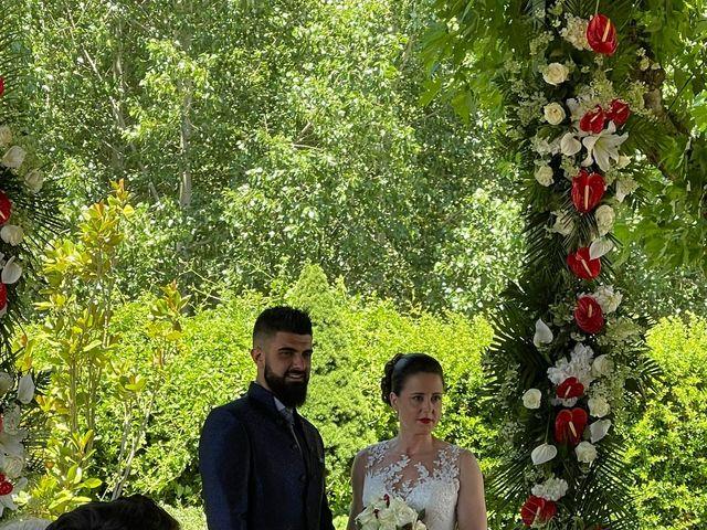 La boda de Dani y Lidia en Mansilla De Las Mulas, León 3