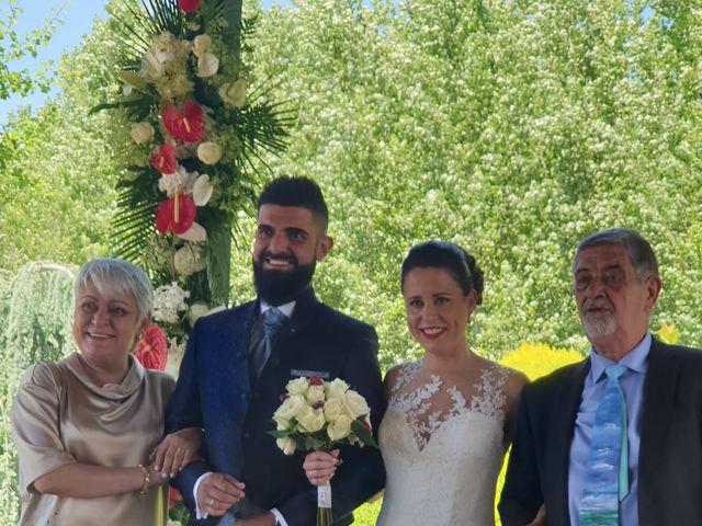 La boda de Dani y Lidia en Mansilla De Las Mulas, León 5