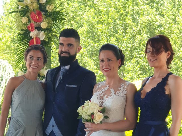 La boda de Dani y Lidia en Mansilla De Las Mulas, León 6