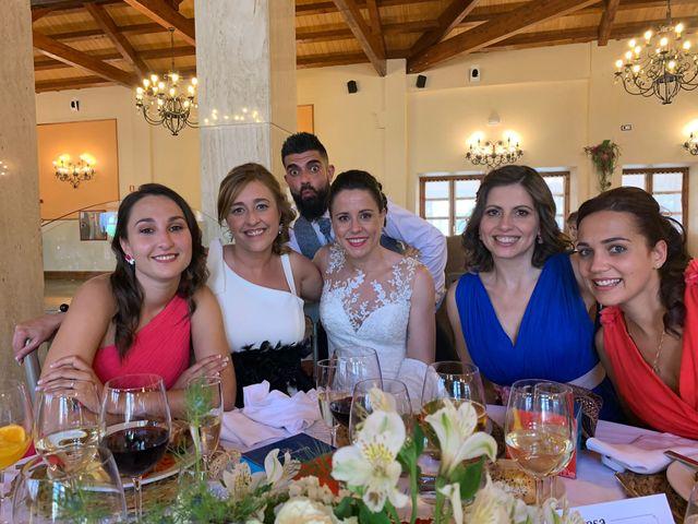 La boda de Dani y Lidia en Mansilla De Las Mulas, León 17
