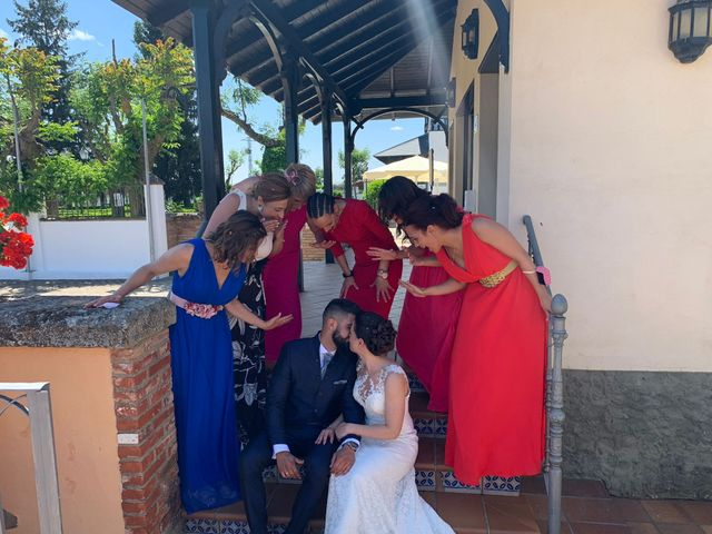 La boda de Dani y Lidia en Mansilla De Las Mulas, León 18