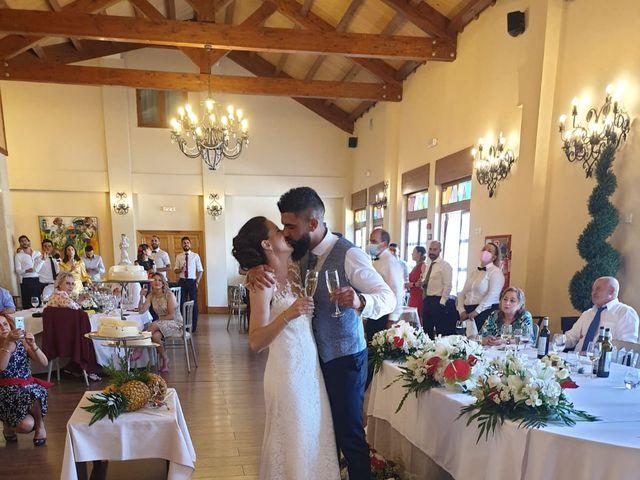 La boda de Lidia y Dani