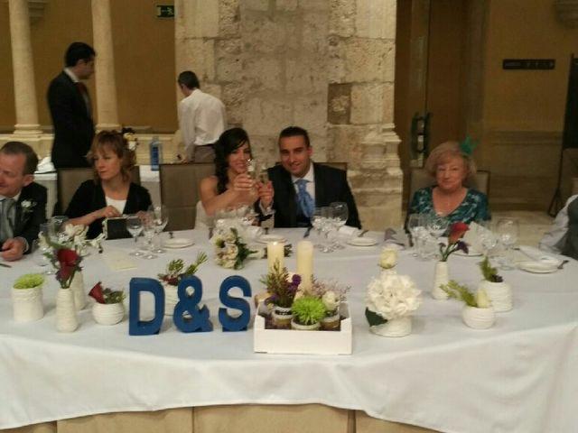 La boda de David  y Silvia  en Burgos, Burgos 1