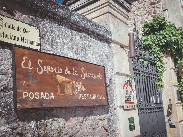 La boda de Julio y Alicia en Aldeanueva De La Serrezuela, Segovia 1