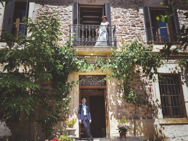 La boda de Julio y Alicia en Aldeanueva De La Serrezuela, Segovia 10