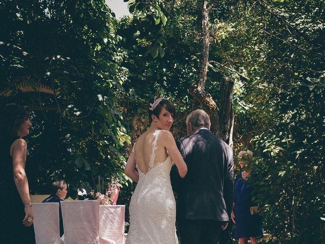 La boda de Julio y Alicia en Aldeanueva De La Serrezuela, Segovia 14